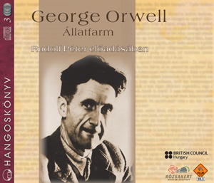 Állatfarm (audio CD)-0