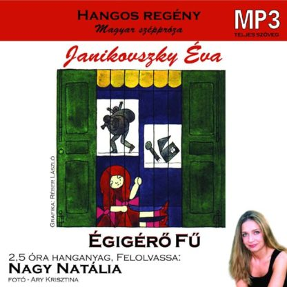 Az égig érő fű (MP3 CD)-0