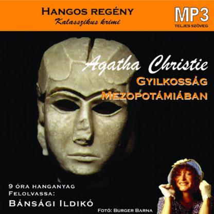 Gyilkosság Mezopotámiában (MP3 CD)-0