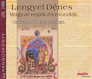 Magyar regék és mondák (audio CD)-0