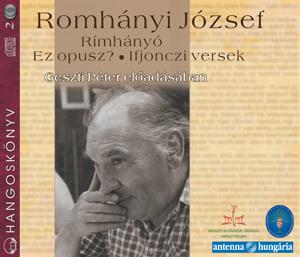 Rímhányó (audio CD)-0