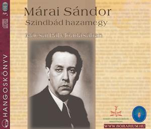 Márai Sándor: Szindbád hazamegy hangoskönyv