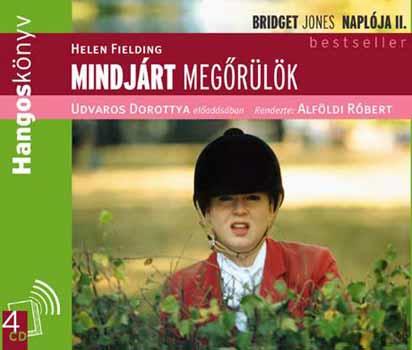 Mindjárt megőrülök! (audio CD)-0
