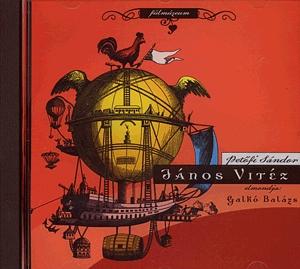 János Vitéz (Filmmúzeum) (audio CD)