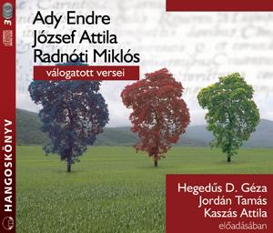 Válogatott versek (audio CD)-0