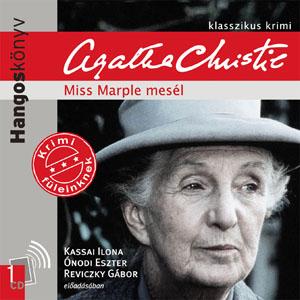 Miss Marple mesél (audio CD)-0