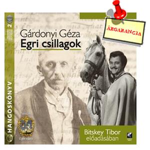 Gárdonyi Géza Egri csillagok hangoskönyv