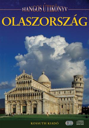 Hangos Útikönyv - Olaszország (audio CD)-0