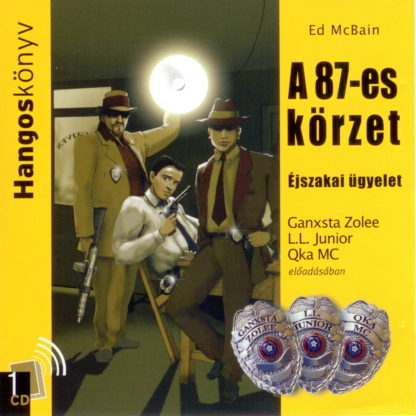 A 87-es körzet (audio CD)-0