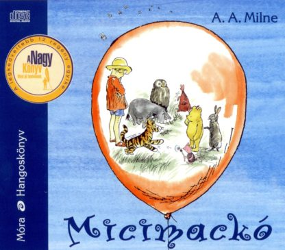 Micimackó (MP3 CD)-0