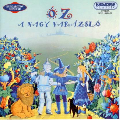 Óz, a nagy varázsló (audio CD)-0