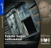 Fekete bojtár vallomásai (audio CD)-0