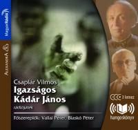 Igazságos Kádár János (audio CD)-0