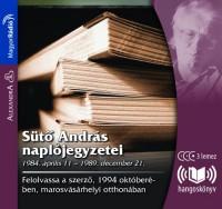 Sütő András naplójegyzetei (audio CD)-0