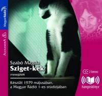 Sziget-kék - Mesejáték (audio CD)-0