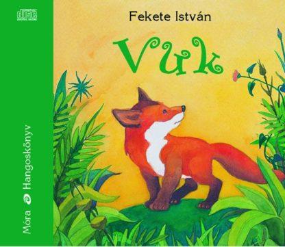 Fekete István Vuk hangoskönyv audio CD
