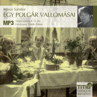 Egy polgár vallomásai (MP3 CD)-0