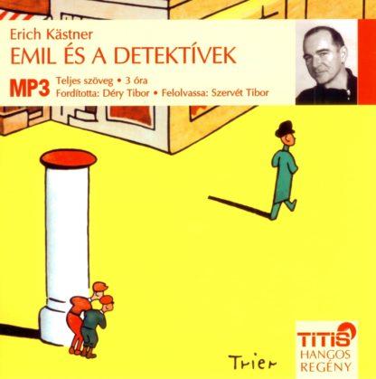Emil és a detektívek (MP3 CD)-0