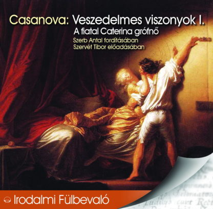 Veszedelmes viszonyok 1. - Casanova (audio CD)-0