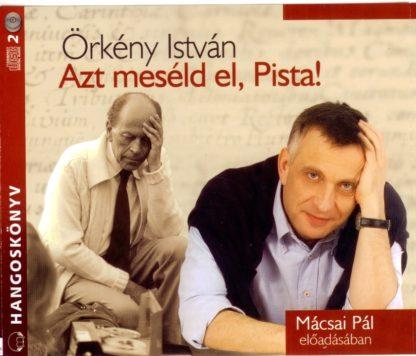 Azt meséld el, Pista! (audio CD)-0