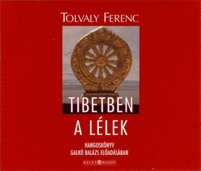 Tibetben a lélek (audio CD)-0