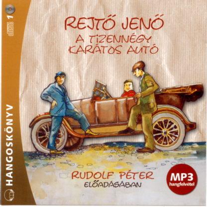 A tizennégykarátos autó (MP3 CD)-0
