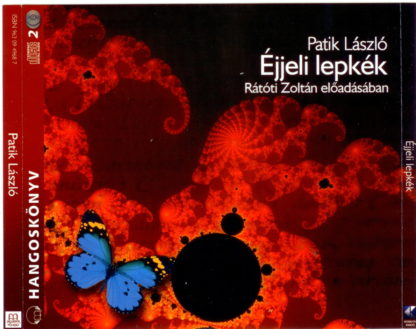 Éjjeli lepkék (audio CD)-0