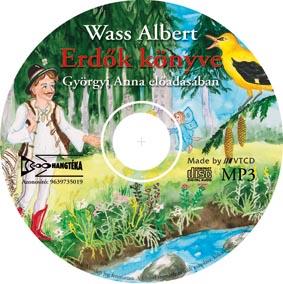 Erdők könyve (MP3 CD)-0