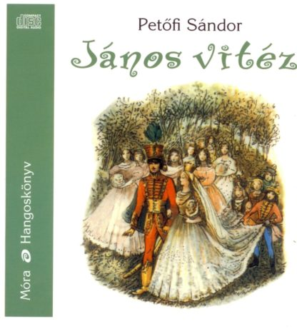 János Vitéz (audio CD)-0