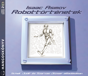 Robottörténetek (audio CD)-0