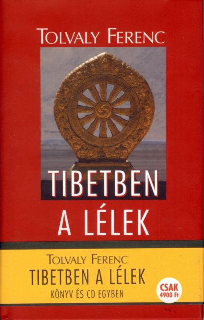 Tibetben a lélek (könyv + CD)-0