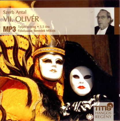 VII. Olivér (MP3 CD)-0