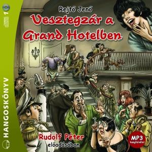 Vesztegzár a Grand Hotelben (MP3 CD)-0