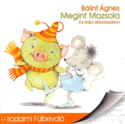 Megint Mazsola (audio CD)-0