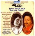 Magyar költők - Janus Pannonius, Balassi Bálint (audio CD)-0
