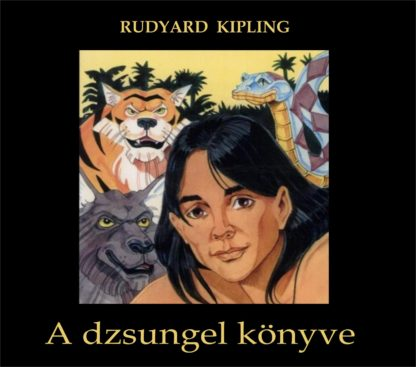 A dzsungel könyve (audio CD)-0