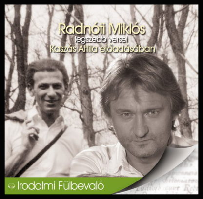 Radnóti Miklós legszebb versei (audio CD)-0