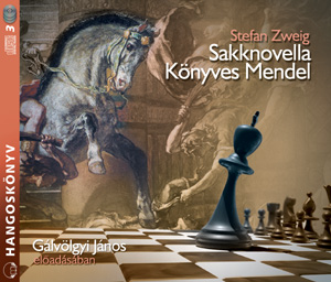 Sakknovella (audio CD)-0
