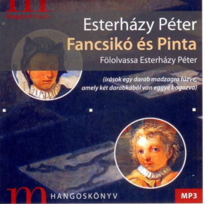 Fancsikó és Pinta (MP3 CD)-0