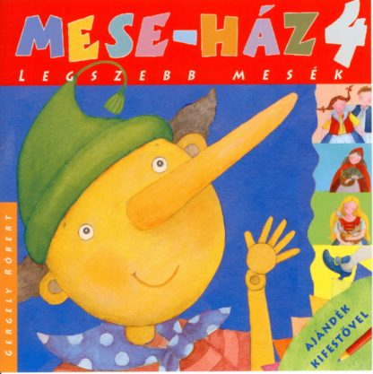 Mese-ház 4. (audio CD)-0