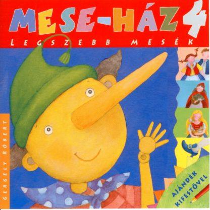 Mese-ház 4. (audio CD)-0