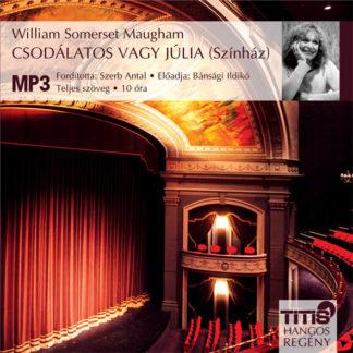 Csodálatos vagy Júlia - Színház (MP3 CD)-0