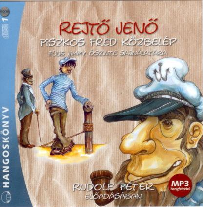 Piszkos Fred közbelép, Fülig Jimmy őszinte sajnálatára (MP3 CD)-0