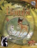 Bambi (könyv + CD)