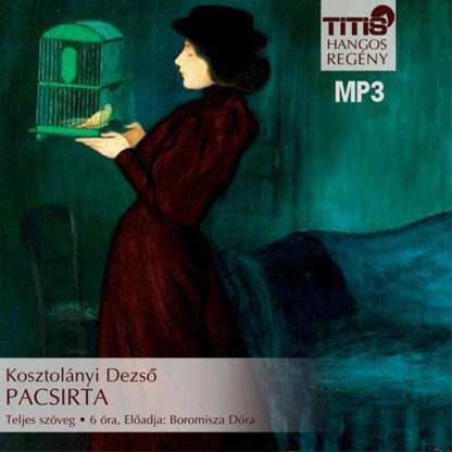 Pacsirta (MP3 CD)-0
