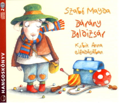 Bárány Boldizsár (audio CD)-0