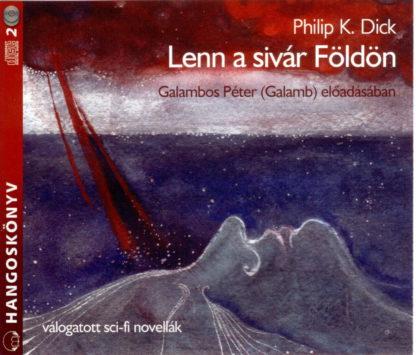Lenn a sivár Földön (audio CD)-0