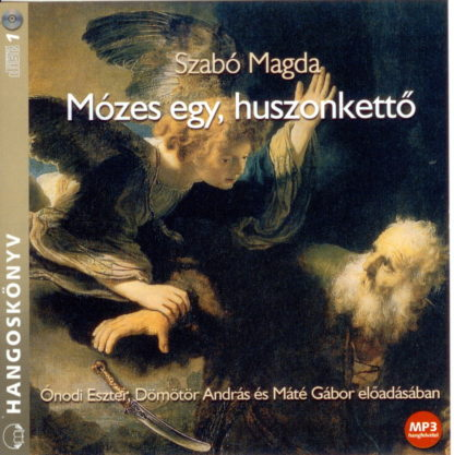 Mózes egy, huszonkettő (MP3 CD)-0