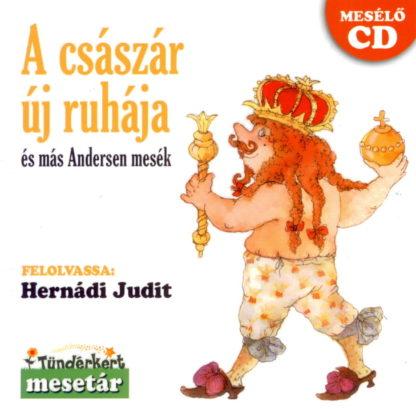 A császár új ruhája és más Andersen mesék (audio CD)-0
