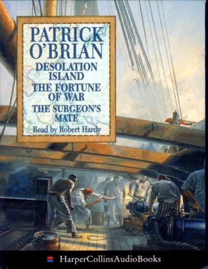 Desolation Island, The Fortune of War, Surgeon's Mate (kazetta)-0